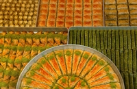 Green and gold: the story of baklava