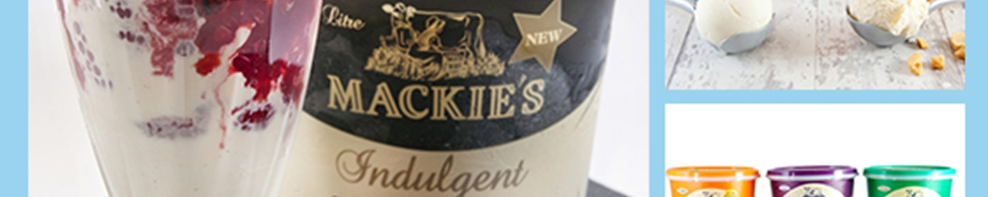 Win a years supply of Mackie's icecream