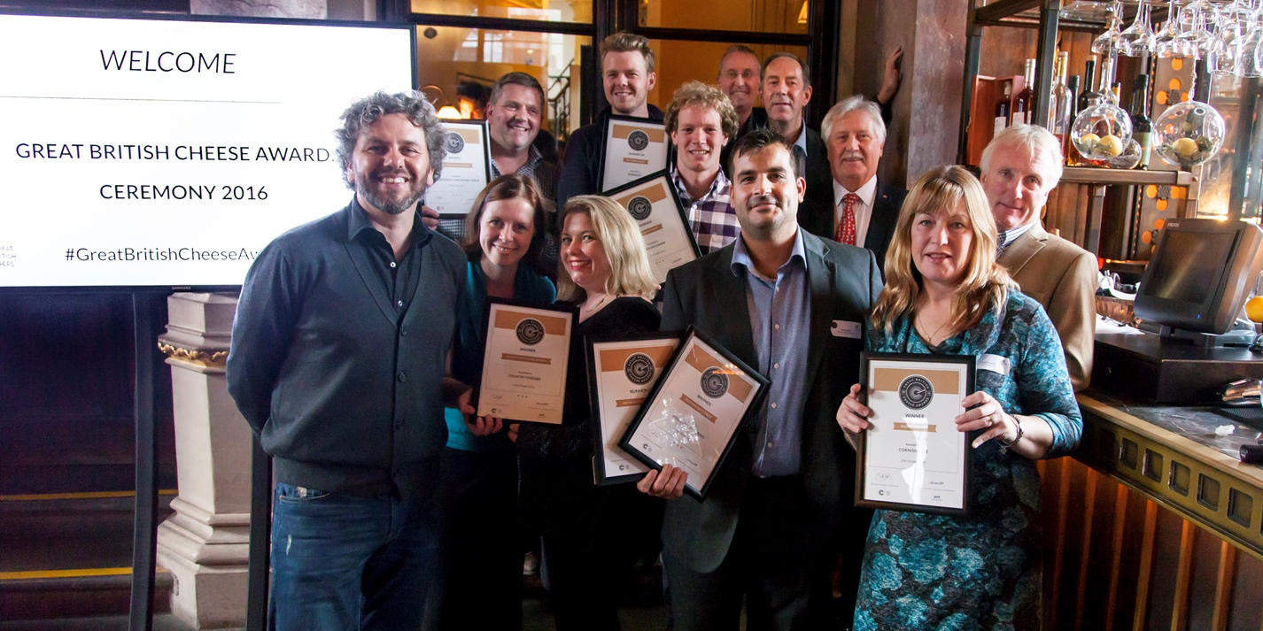 Great British Cheese Awards: the results