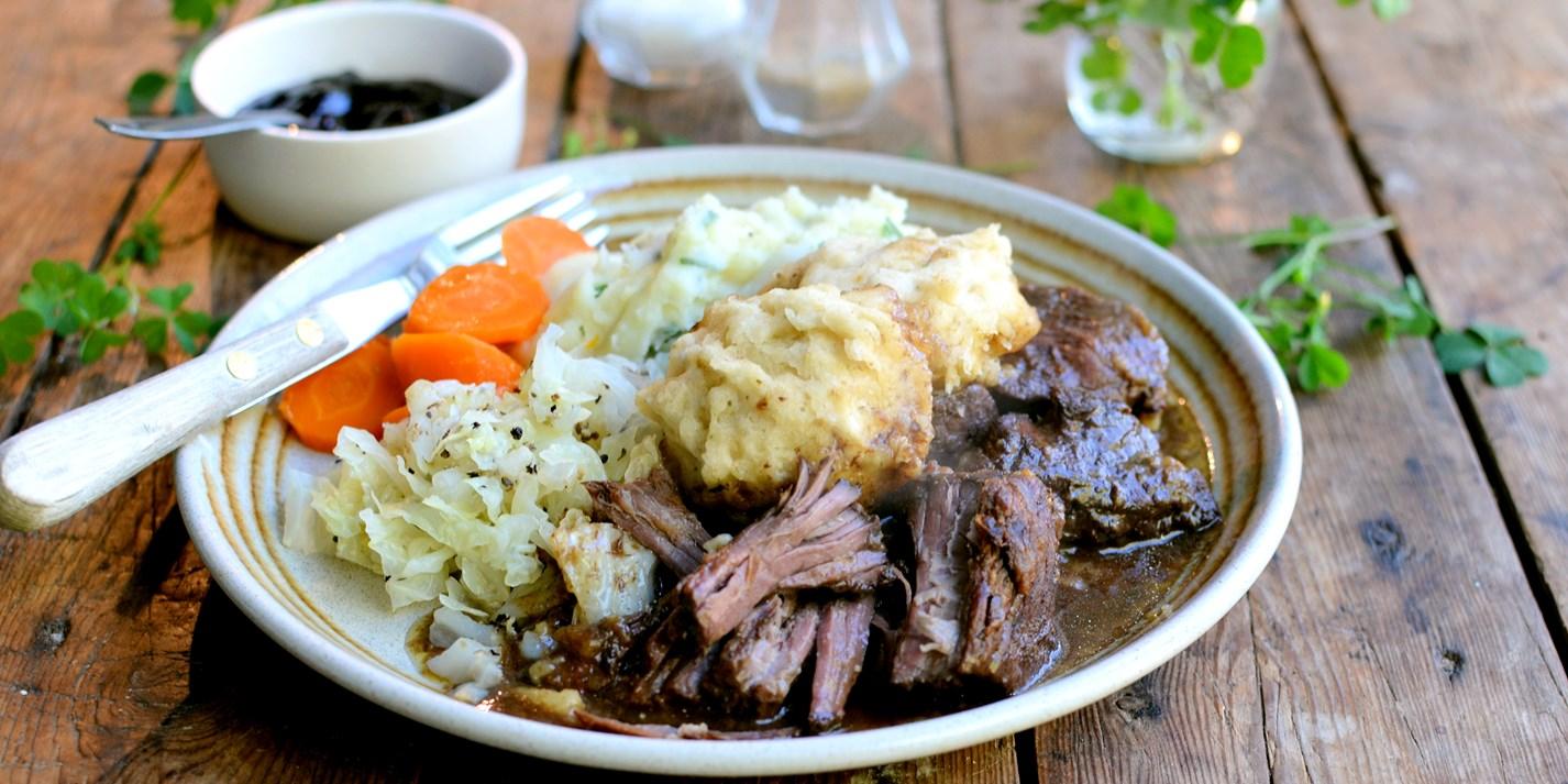 Slow Cooker Beef Recipe - Great British Chefs