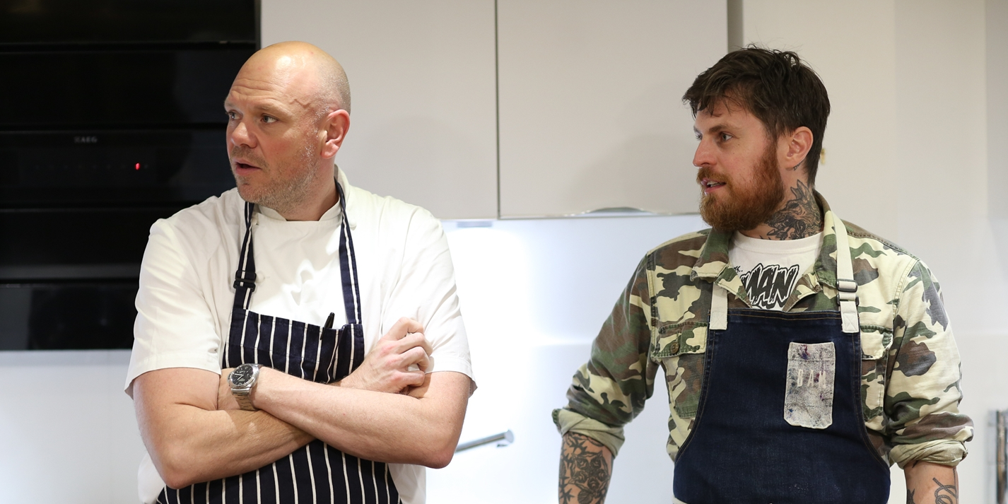 Christmas cooking tips from Tom Kerridge, Chantelle Nicholson and Lee Tierney