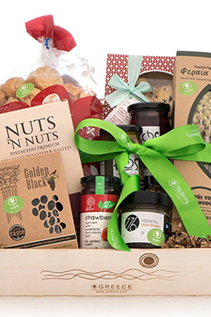 Win a traditional Greek food gift box worth over £50 - Great British Chefs