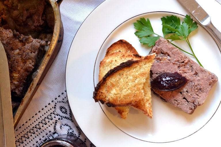 Wild Boar Terrine Recipe Great British Chefs