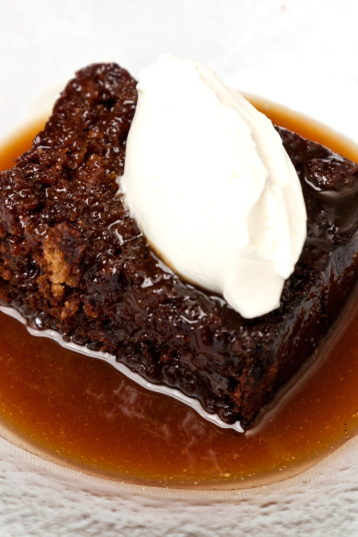 Sticky Toffee Pudding Recipe Great British Chefs