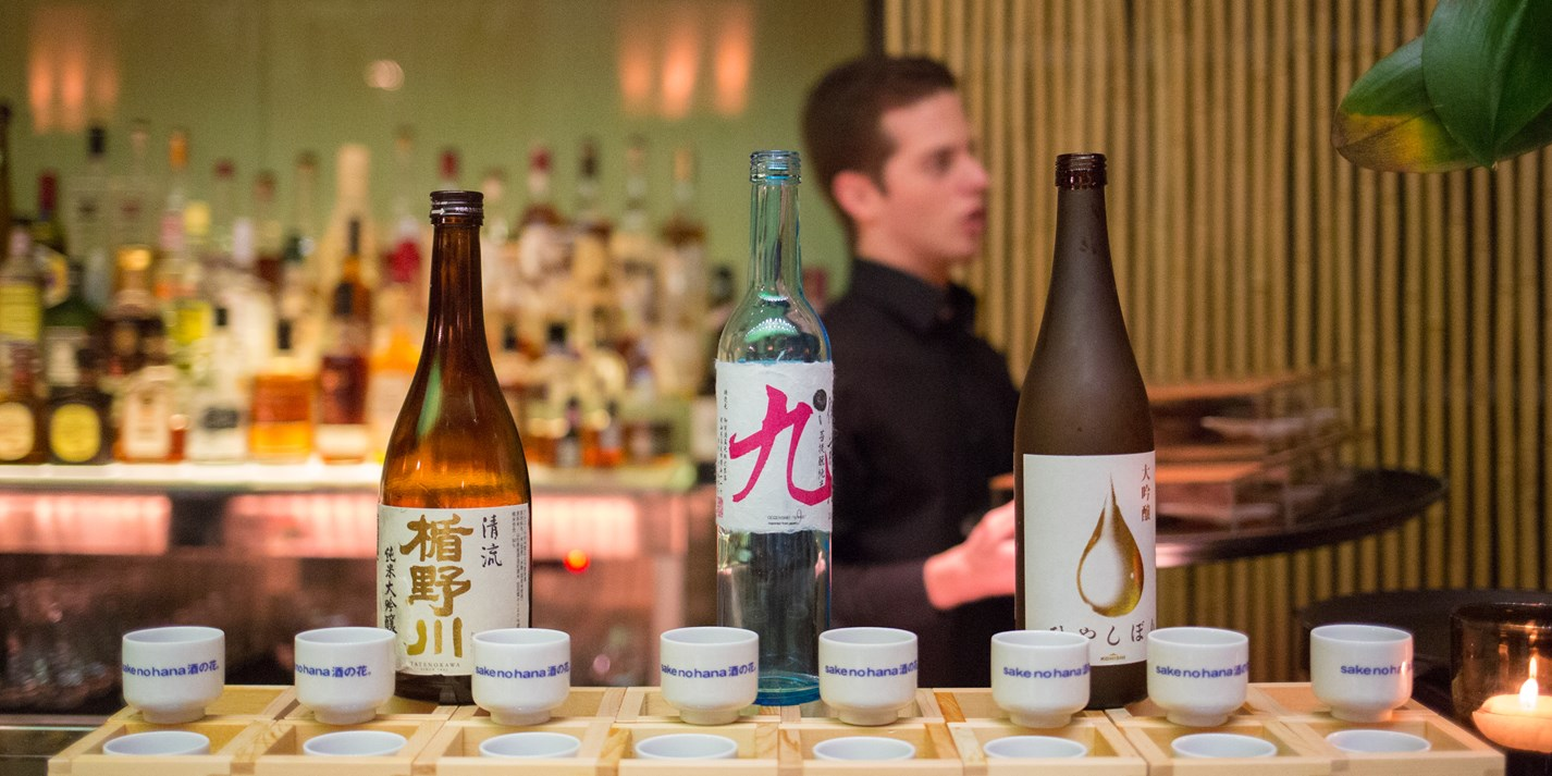 Sake and salmon: a pairing masterclass