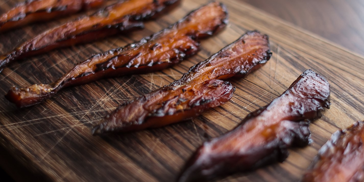 Salmon Jerky Recipe Great British Chefs