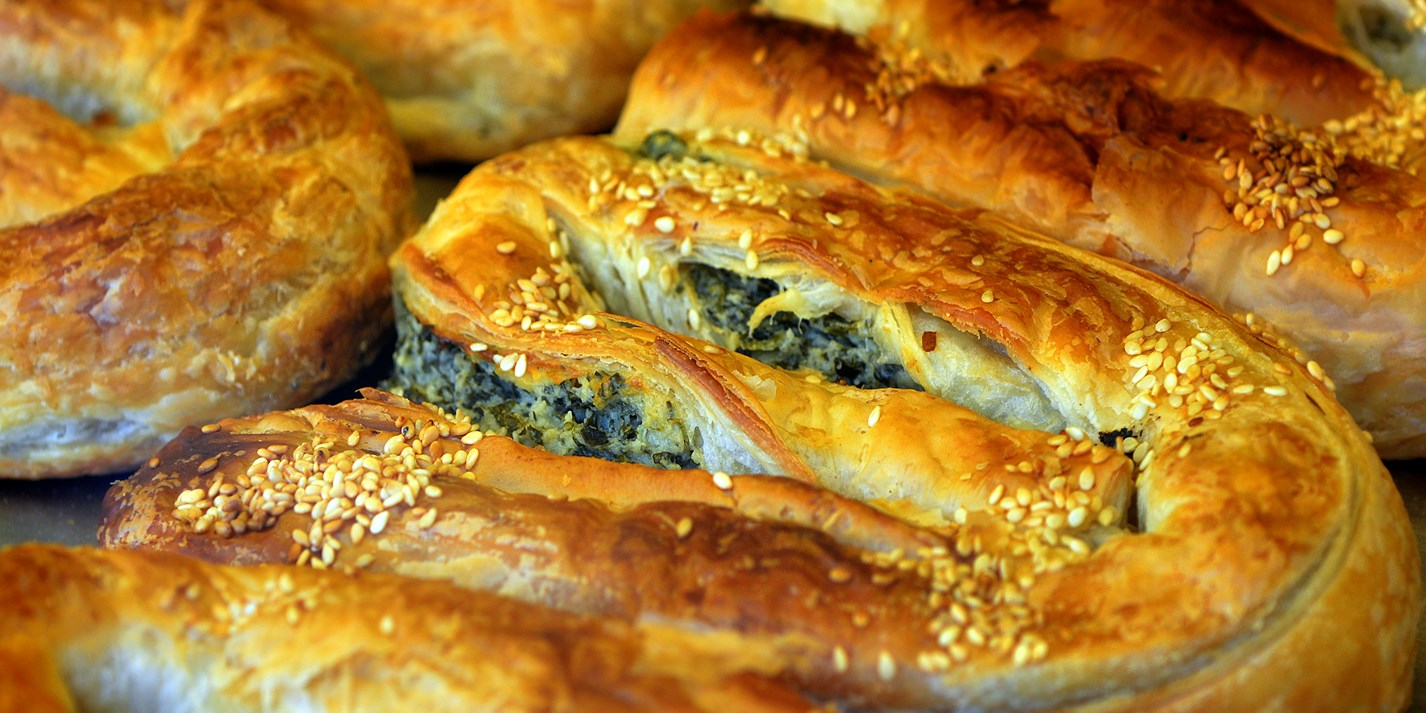 Börek: Turkey's favourite snack