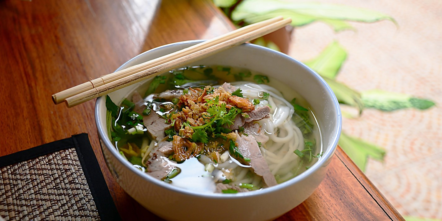 Soup du jour: the story of pho