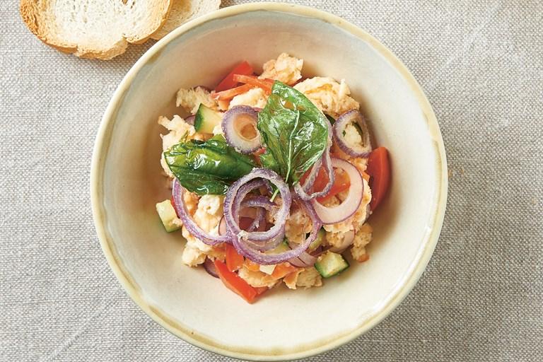 Panzanella Salad Recipe Great Italian Chefs