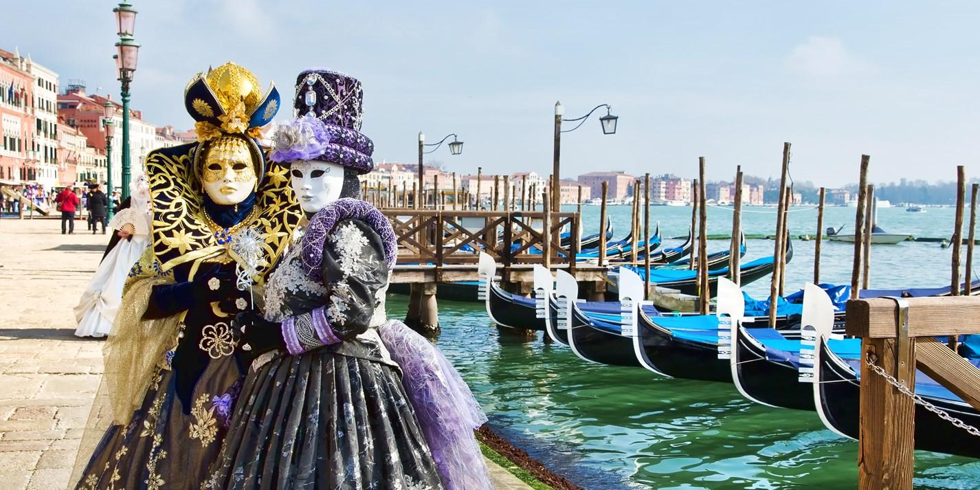 Carnival of Venice - cover
