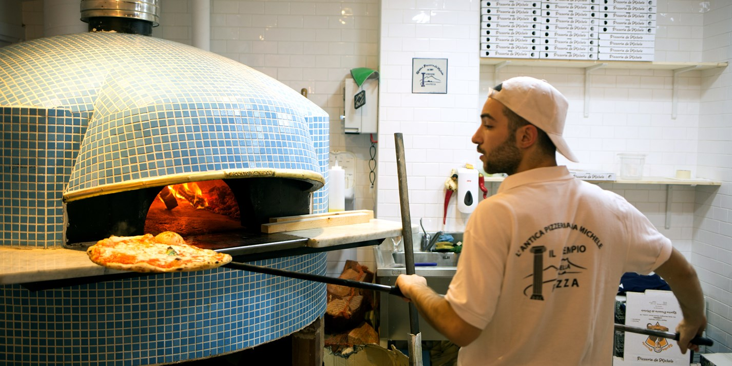 Neapolitan pizza-making: a UNESCO-recognised art
