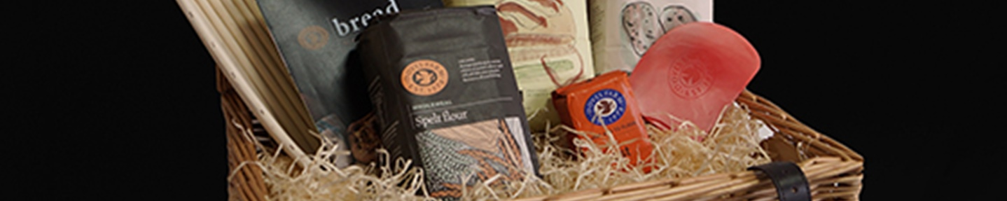 Win a Doves Farm bread making starter kit