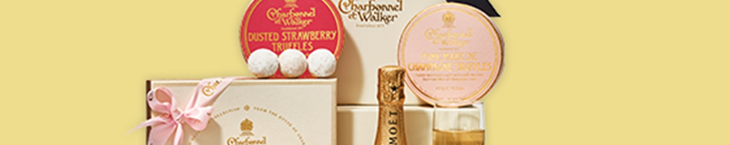 Win a Charbonnel et Walker hamper fro Mother's Day worth £100
