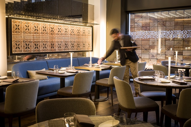 Mere: a look inside Monica Galetti's new restaurant