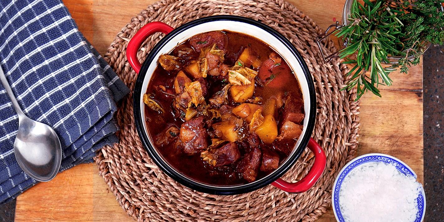 Ultimate Irish Beef Stew Recipe - Great British Chefs