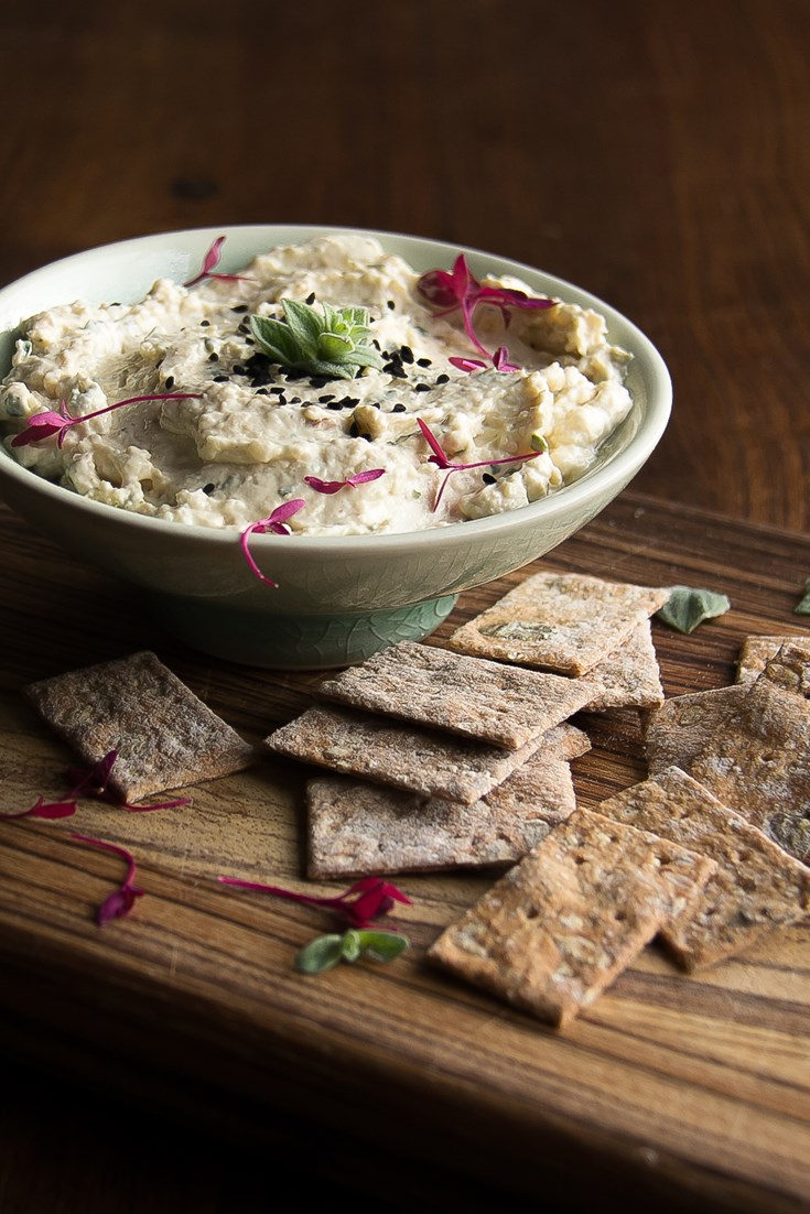 Roasted Onion Dip Recipe - Great British Chefs