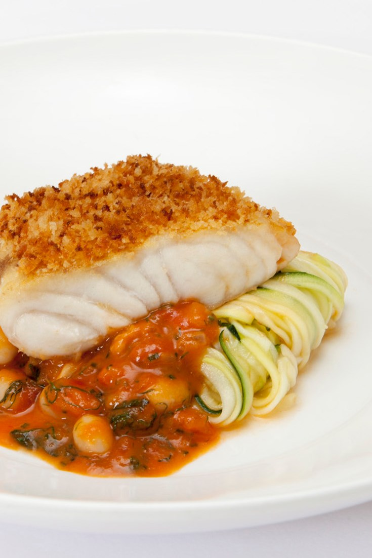 Hake And Mussels Recipe Great British Chefs