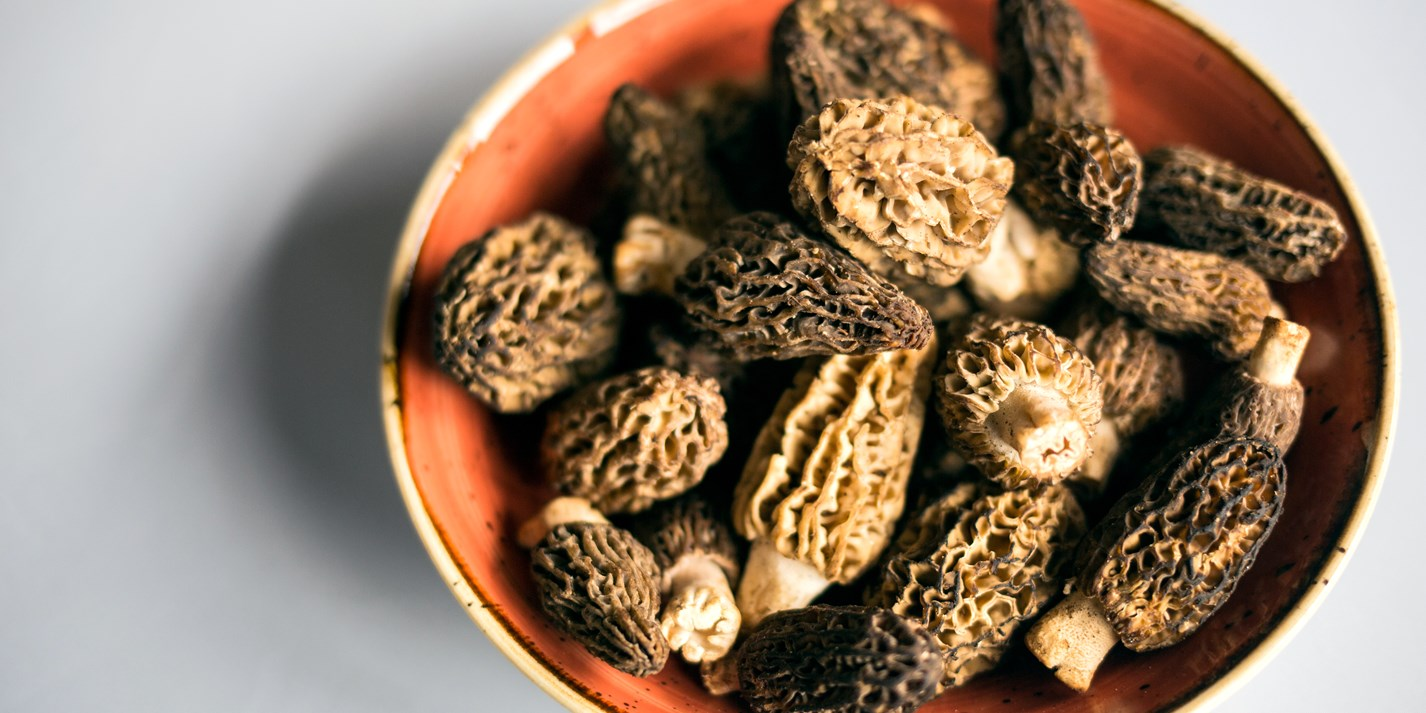How to cook morels