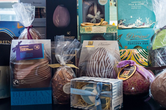 Five delicious homemade easter gifts great british chefs the best easter eggs for 2017 negle Gallery