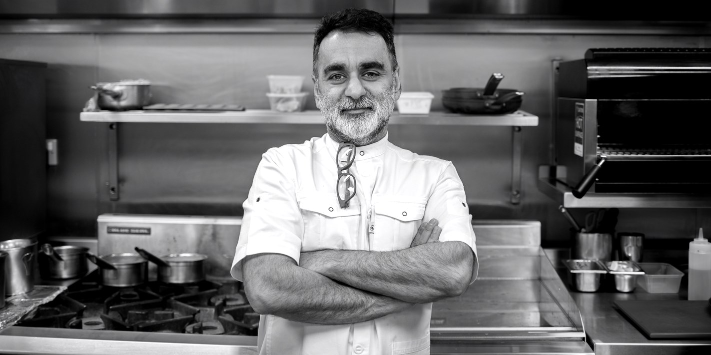 Vineet Bhatia Chef Great British Chefs