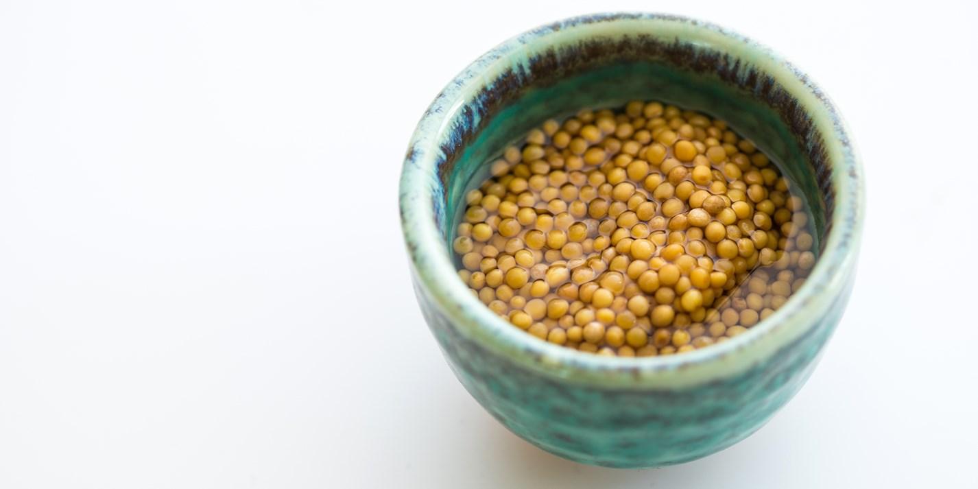 how to make chinese mustard recipe
