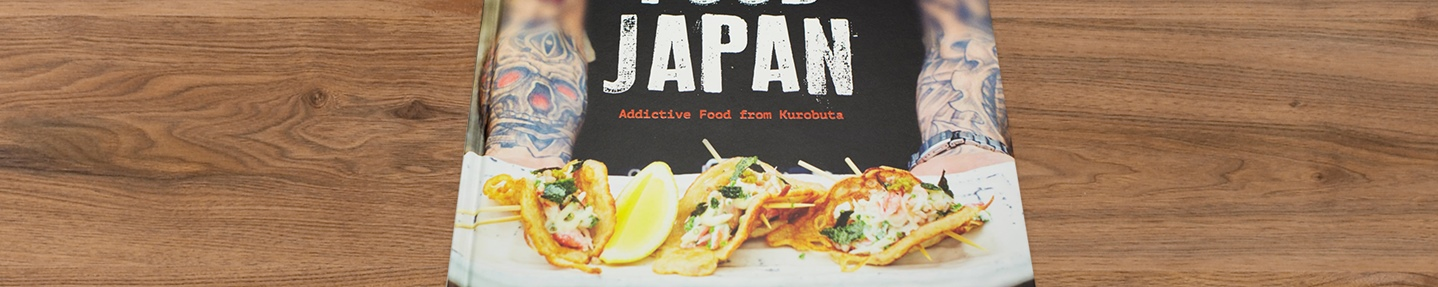 "Win one of five copies of Scott Hallsworth's new ""Junk Food Japan"" book"