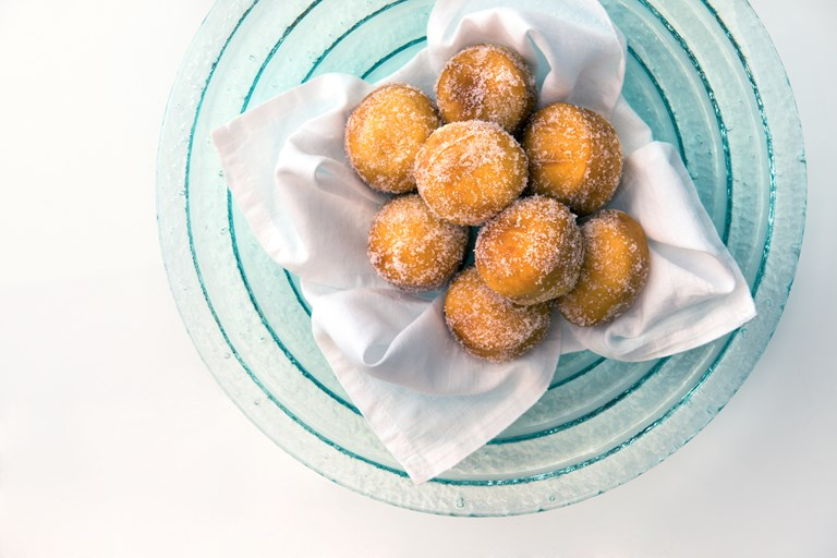 Zeppole Italian Potato Doughnut Recipe Great Italian Chefs