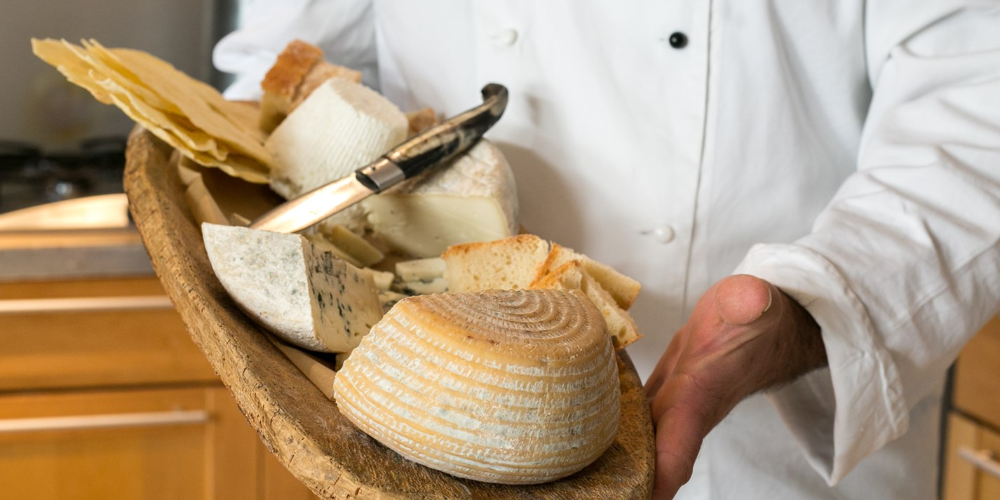 Britain's best cheesemakers: Yorkshire Pecorino