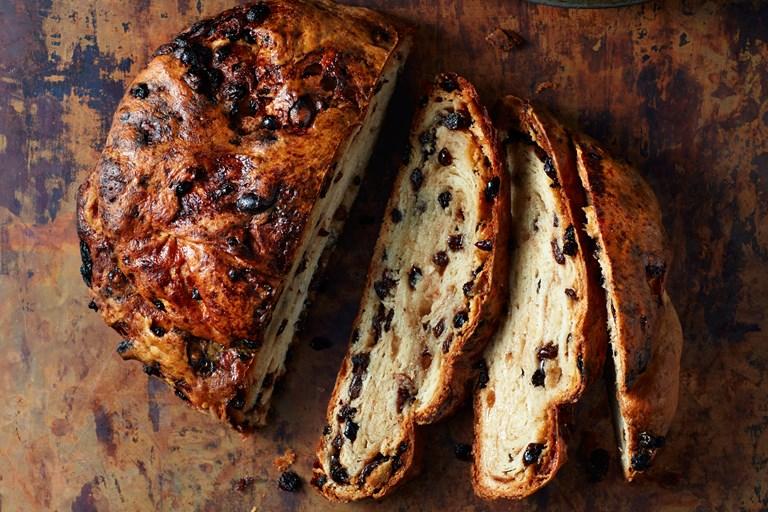 Lardy Cake Recipe Great British Chefs