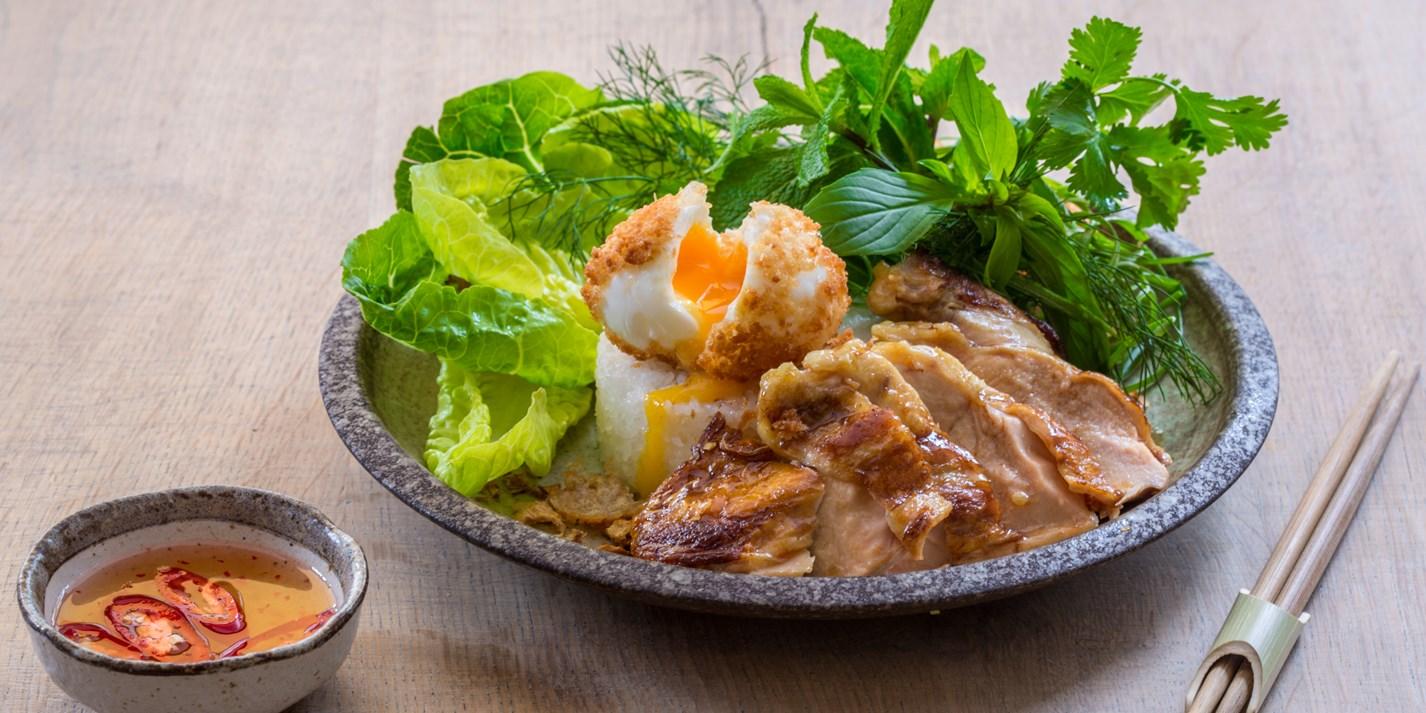 Vietnamese Coconut Chicken Recipe - Great British Chefs