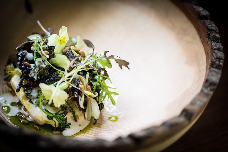Grilled Salad Recipe Great British Chefs