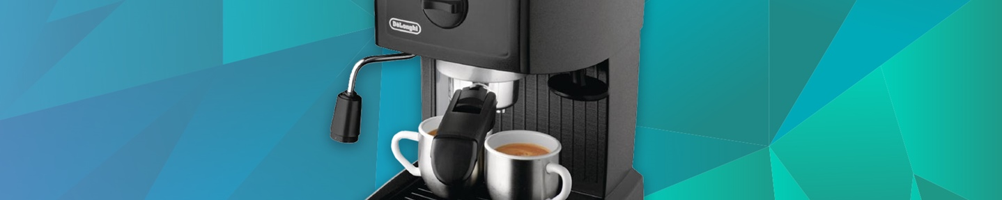 Win a De'Longhi espresso machine worth £100