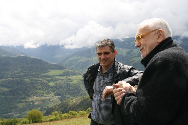 Chefs on tour: Pierre Koffmann and Bruno Loubet in South Tyrol