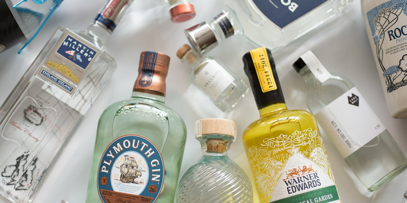 16 of the best British gins for summer