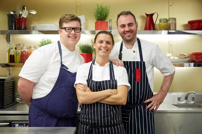 Great British Menu 2017: Central preview