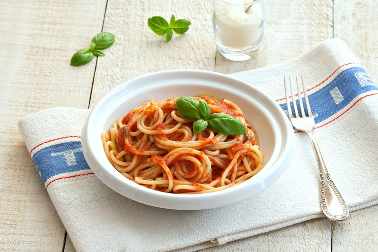 Ricetta In Italian To English.Spaghetti Al Pomodoro Recipe Great Italian Chefs