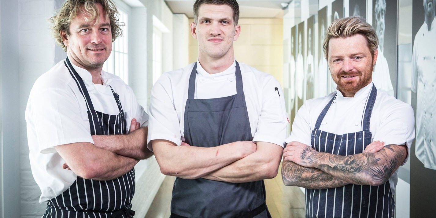 Great British Menu 2017: Northern Ireland preview