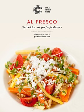 Exclusive recipe booklets great british chefs al fresco dining forumfinder Images