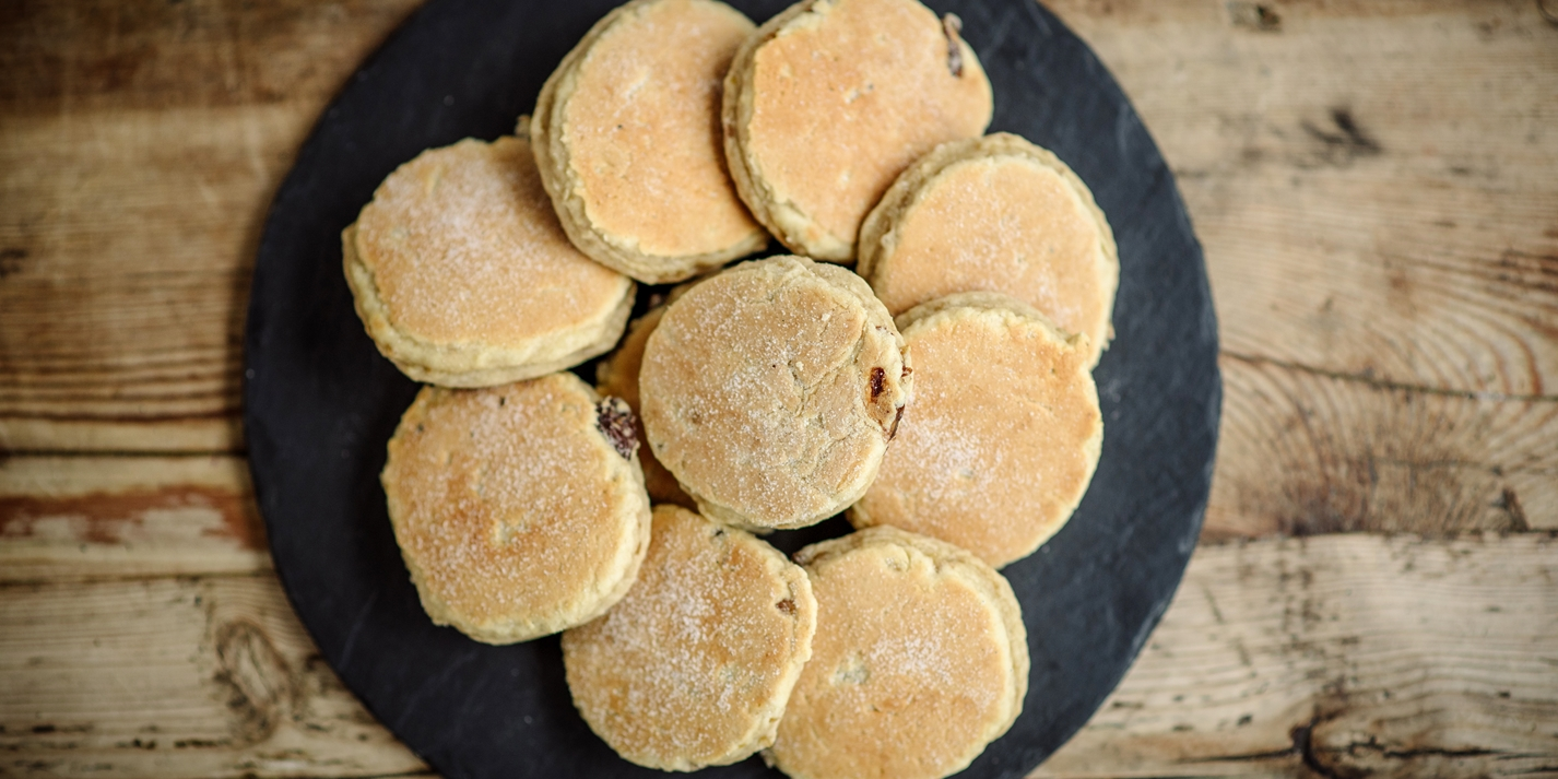 Classic Welsh Cakes Recipe - Great British Chefs