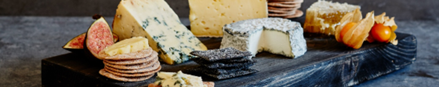 Win a 3 month artisan cheese subscription & crispbread bundle worth over £125