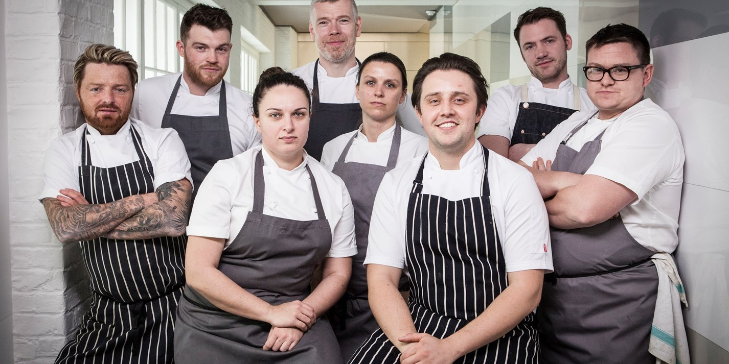 Great British Menu 2017: the finalists