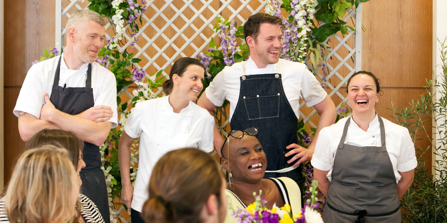 Great British Menu 2017: The banquet recap
