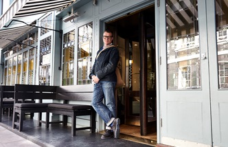 Jeremy Lee's guide to Soho