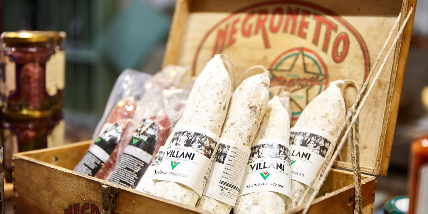 The eight best Italian delis in the UK