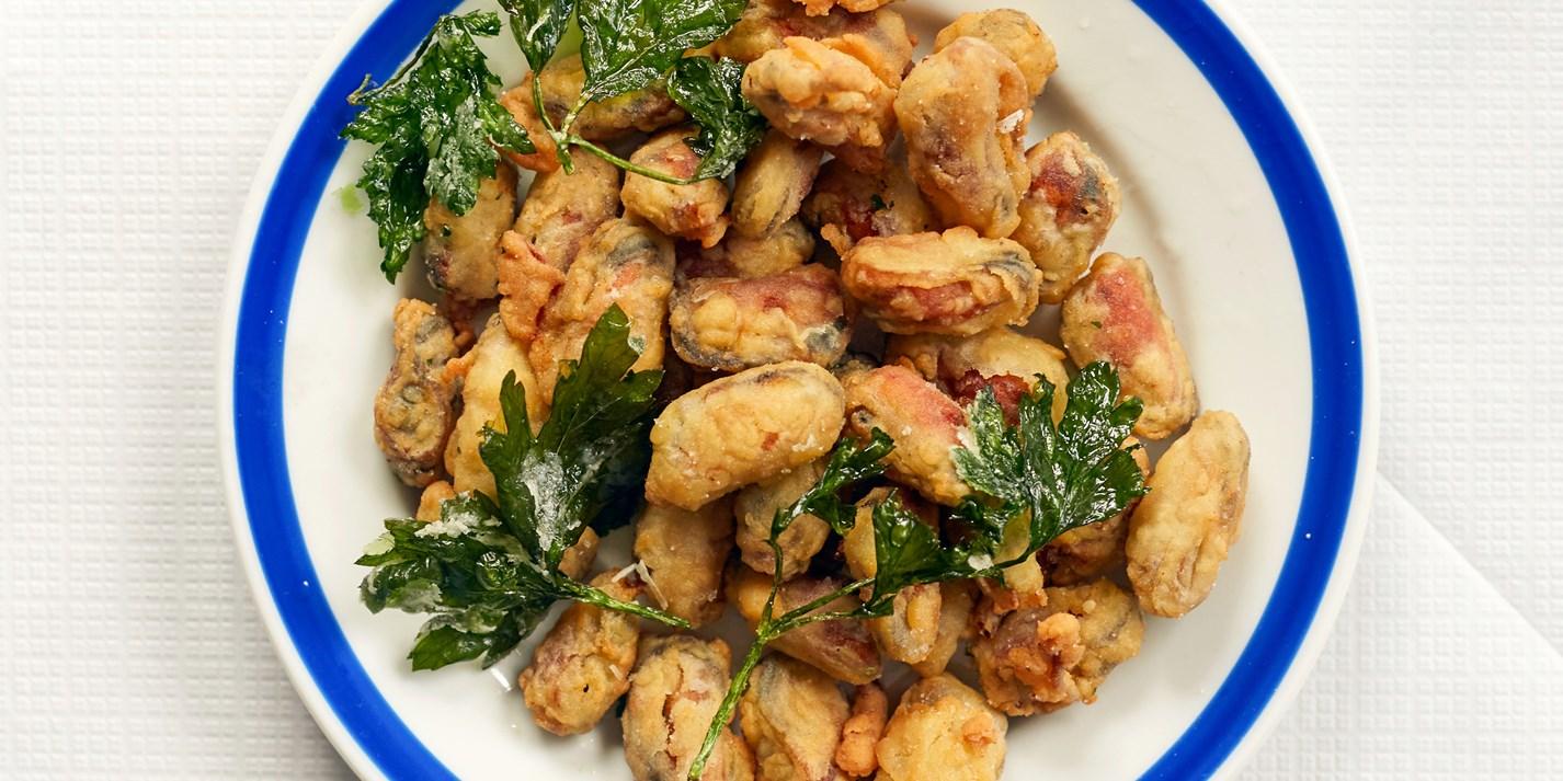 Mussel Fritti Recipe - Great British Chefs