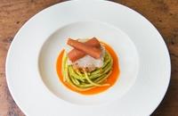 Spaghetti with Bottarga Sauce