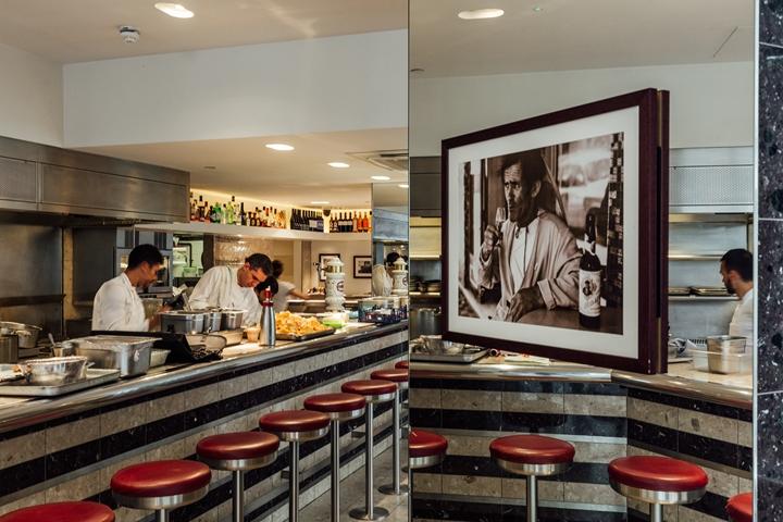 Strange Great British Chefs Restaurant Map Guide Great British Chefs Bralicious Painted Fabric Chair Ideas Braliciousco