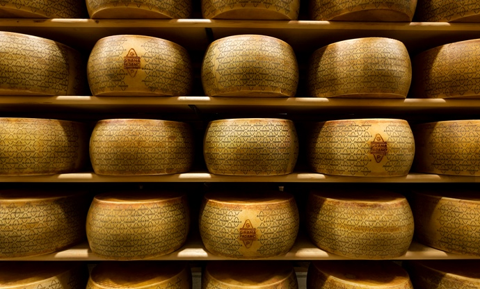 Grana Padano: Italy's big cheese