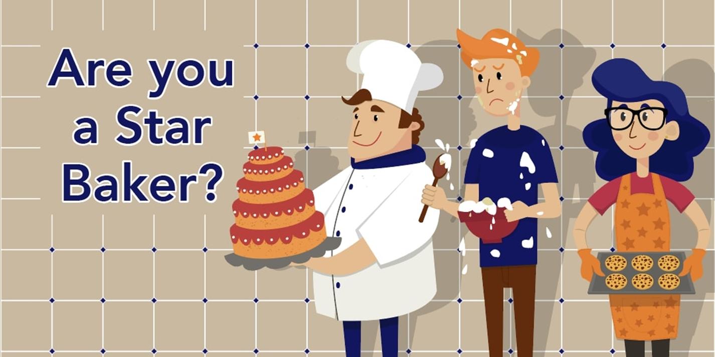 Great British Bake Off Quiz - Great British Chefs