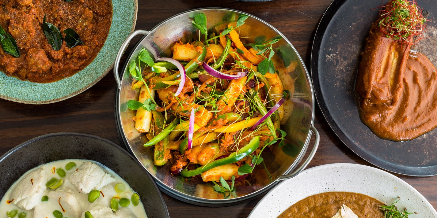 Britain's best Indian takeaway dishes